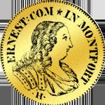 Montforter Dukaten von 1752