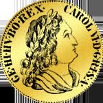 Goldmünze Schlesischer Dukat 1734