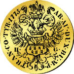 Siebenbürger Dukaten Maria Theresia