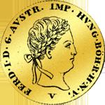 Kaiserliche Dukaten 1842 Österreich