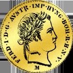 Kaiserlicher einfach Souveraindor 1848