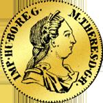 Dukaten Goldmünze 1775