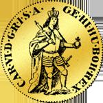 Böhmischer Dukat in Gold 1740