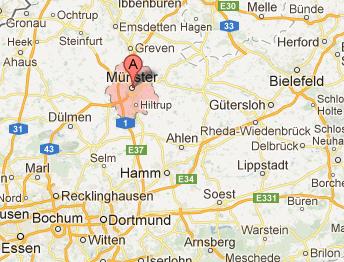 Goldankauf um Münster in NRW