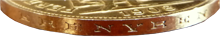 100 Kronen Randschrift