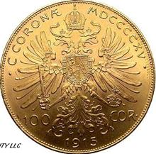 Österreichische Kronen Goldmünze