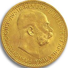 Kronen bzw. Corona Münze aus Österreich
