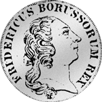 1/12 Kurant oder Reichs Taler 1767 Silber Münze