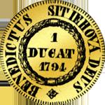 1794 Dukaten Gold Münze Bildseite