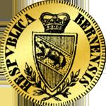Gold Münze Dukaten Rückseite 1794