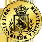 1788 Gold Münze Dukaten Bildseite