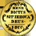 1788 Dukaten Gold Münze Rückseite