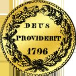 Louisdor Dupplone Gold Münze 1796