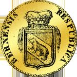 1789 Gold Münze Doppel Dukaten