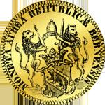 1727 Gold Münze Doppel Dukaten