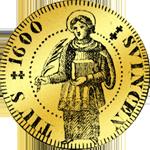 1600 Doppeldukaten Gold Münze