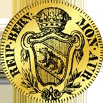10 Franken Stück Gold Münze 1780