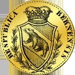 1798 Münze Dukaten Gold Vierfacher
