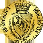 1796 Sechsfacher Dukaten Rückseite Gold Münze