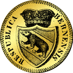 1797 Rückseite Gold Münze Dukaten Achtfacher