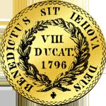 1796 Dukaten Achtfacher Gold Münze