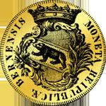 1772 Gold Münze Zehnfacher Dukaten