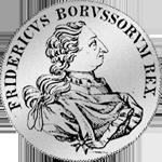 Kreuztaler burgundischer Fuß 1767 Silber Münze