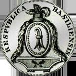 Taler Silber Münze 1795