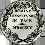 1795 Silber Münze Taler Basel