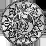 Basel Doppeltaler Silber Münze