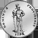 1796 Silber Münze Neutaler Bern