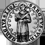 Bern Münze Silber Vinzenz Taler