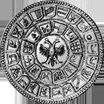 1540 Alter Taler Silber Münze Bern