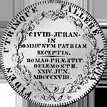 1818 Gedenkmünze Bern Silber Münze