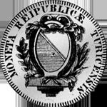 1798 Zürich Silber Münze 1/2 Gulden 20 Schilling