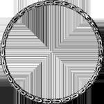 1813 Neutaler Silber Münze Umschrift