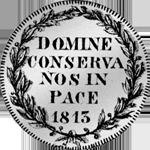 Zürich Batzen 20 1/2 Neutaler 1813 Silber Münze