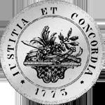 1773 Silber Münze Taler Zürich