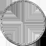 1818 Säulentaler Piaster Peso Münze Silber Spanien