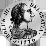 Silber Münze Piaster Säulentaler 8 Reales de Mexico 20 de Vellon 1776