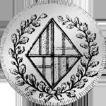 1808 Spanien Silber Münze 1/2 Piaster Escudo 1/4 Reales de Mexico 10 de Vellon