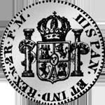 1774 1/4 Piaster 5 Reales de Vellon Pesetas