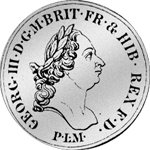 2/3 Reichs Taler Münze Silber 1789