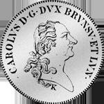 Münze Silber 1779 Konventions Spezies Taler