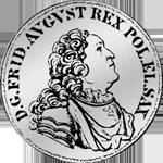 1/6 Kurant Reichs Taler 1763 Silber Münze