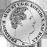 Münze Silber Vereins Taler 2 Stück 1839