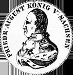 Spezies Taler Münze Silber Konventions 1824