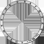 Umschrift Münze Silber Spezies Taler Konventions 1824