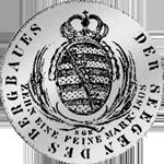 Taler Silber Spezies Konventions Münze 1808