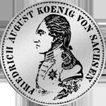 Rückseite Münze Silber Konventions Spezies Taler 1821
